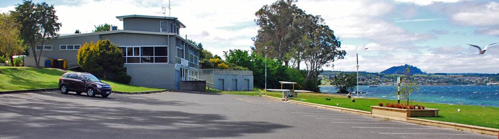 Taupo Marina Car Park