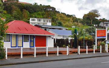 Swiss Cafe & Grill - Paihia