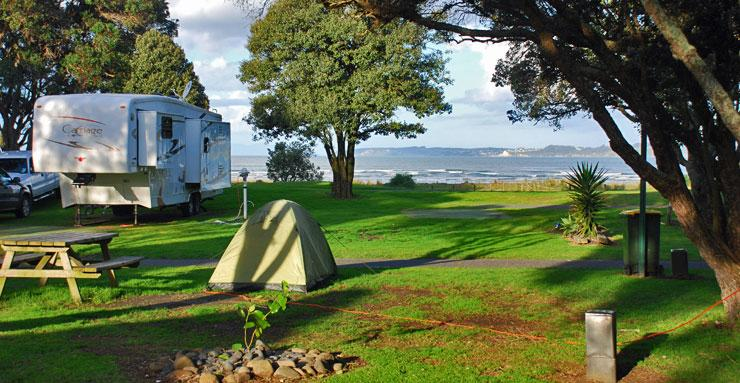 Orewa Top 10 Holiday Park