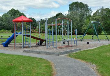 Upper reserve playground
