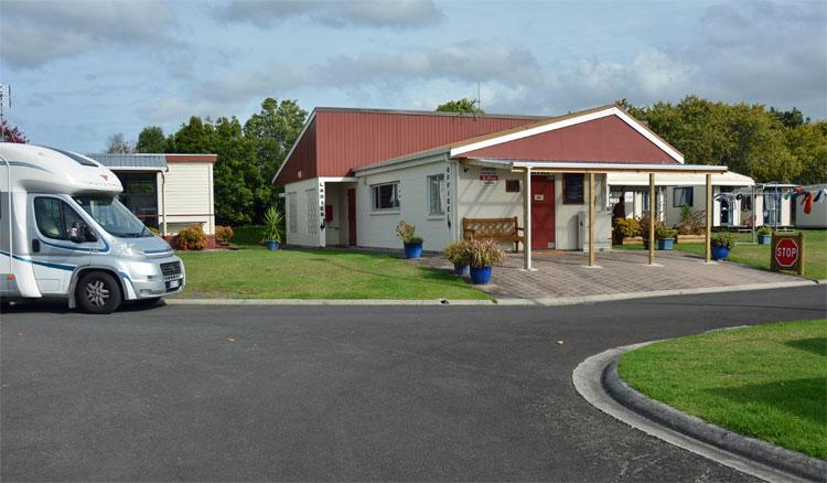 Huntly Holiday Park