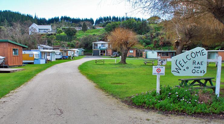 Kawhia Camping Ground