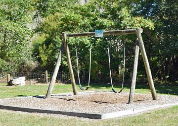 Children's swings
