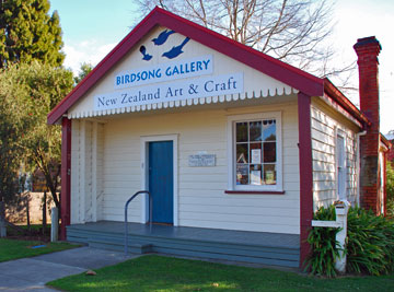 The Birdsong Art and Craft Gallery