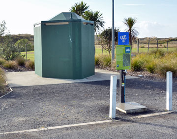 Public Dump Station and toilets