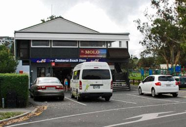 Omokoroa Shopping Centre