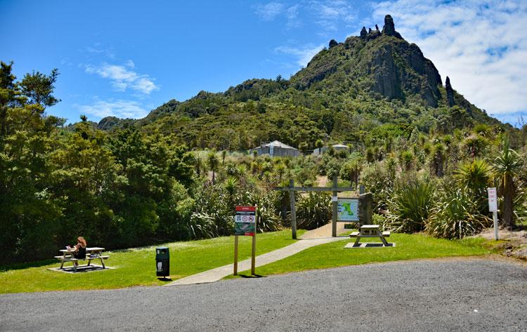 Mt Manaia Reserve and walkway