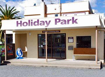 Holiday Park Office