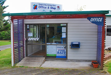 Office and shop