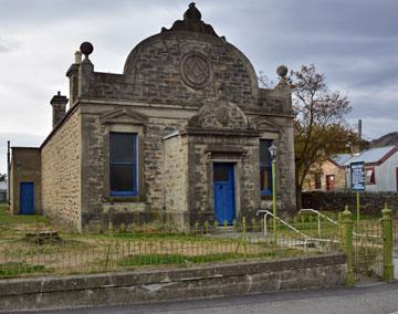 The old Masonic Lodge