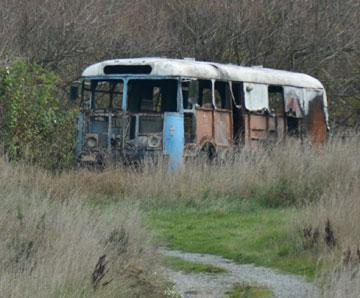 Where old motorhomes go to die