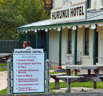 The Hurunui Hotel