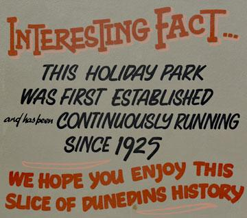 Interesting Facts sign
