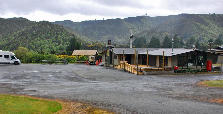 The Tarawera Cafe