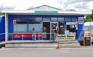 Mayfair Store and Campsite Office
