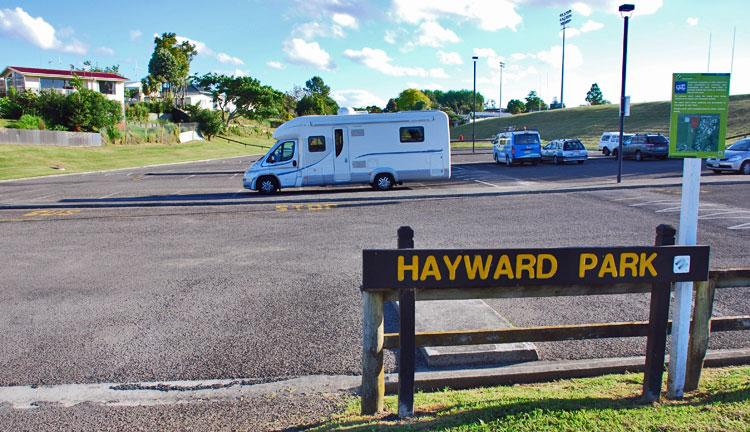 Haywood Carpark