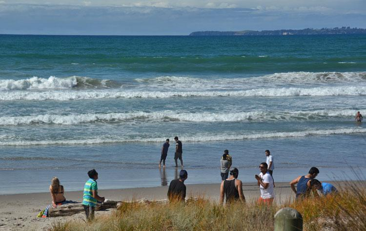 Papamoa Beach