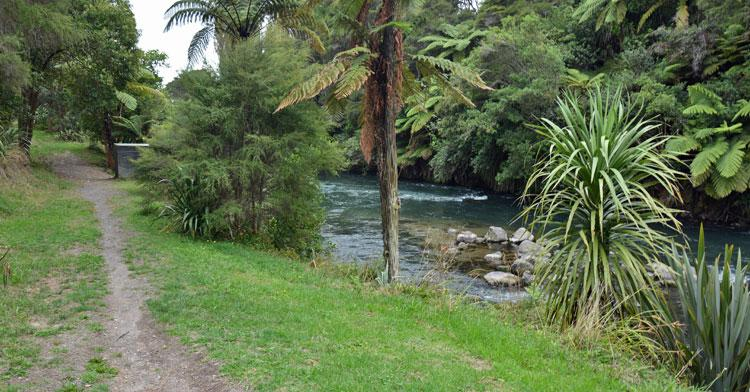The Tarawera River