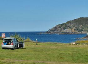 Matai Bay Campground - DOC