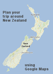 New Zealand Must See Map.Rv Explorer Home Page Our Goals And Planning Your Trips